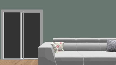 Interior design living ro - Modern - Living room  - by abe_kinnie
