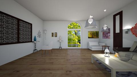scene - Living room - by jhansi