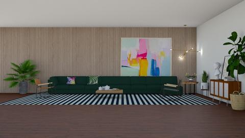 BM living - Living room - by diegobbf