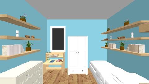 Habita12 - Kids room - by yo1974