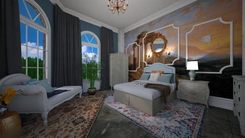 Ruins Bedroom - Classic - Bedroom  - by Pirschjaeger