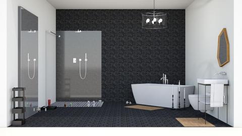 bathroom 2 - Bathroom  - by AnnaR_Klayerar123
