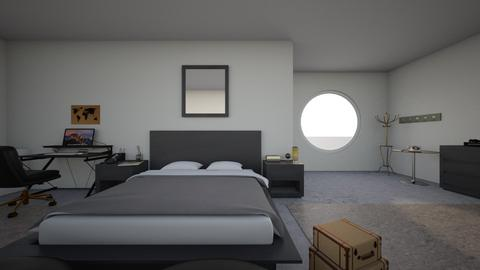me - Bedroom  - by blg D