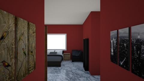 Cuarto de Daka 1 - Bedroom - by PaolaRoque