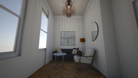 Ekaterina office finale - Office - by Julia Nick