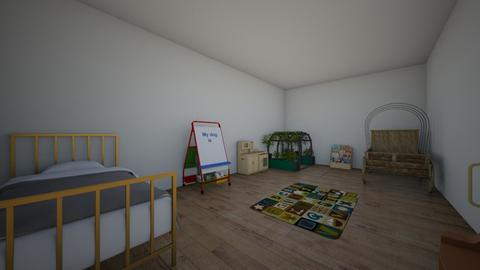 kids bedroom - Kids room  - by PaytonBC