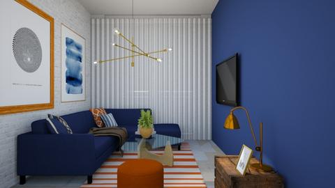 5037 - Modern - Living room  - by dina1021