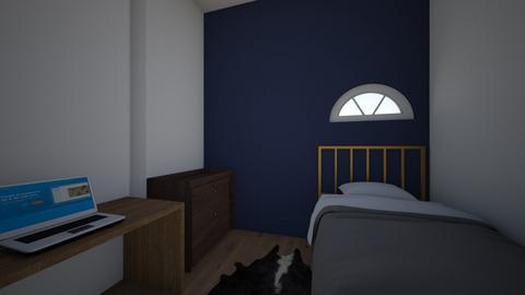 Tiny Room - Bedroom - by ClaireCora