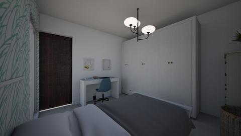 Samantha Hernandez  - Classic - Bedroom  - by smai18