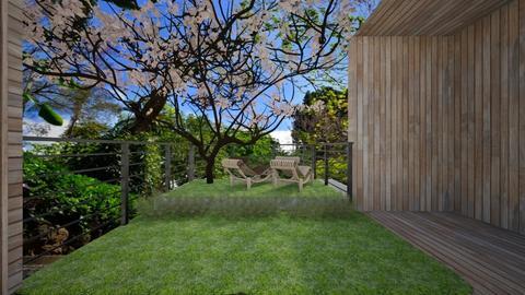 Casa152SunLounge - Classic - Garden  - by nickynunes