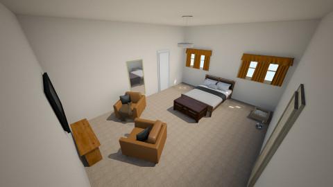 Bedroom - Modern - Bedroom - by Abi Patterson