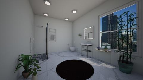 bathroom - Bathroom - by aleishaludbey