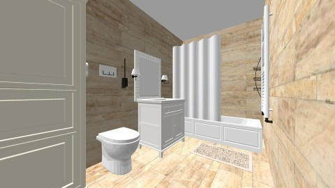 jazz bedroom - Classic - Bathroom  - by Ana16