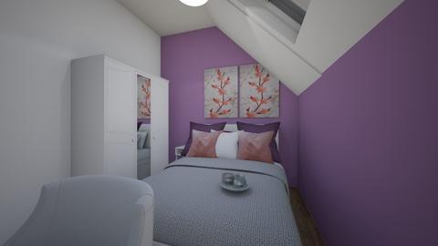 solii actual room - Bedroom  - by solii