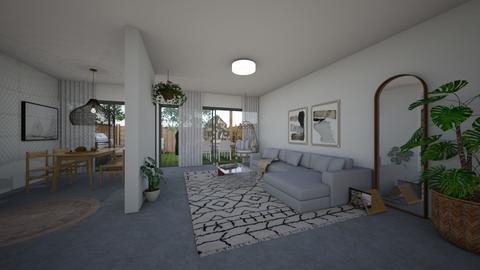 Lital living room 51 - Living room  - by erlichroni