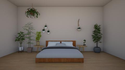 feng shui plants - Bedroom  - by marvelouss