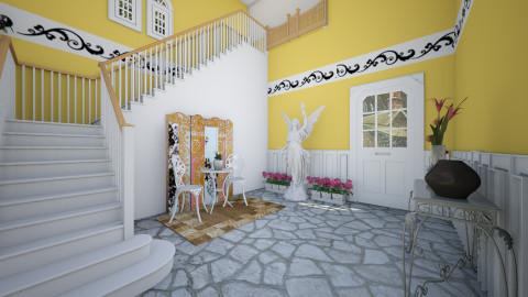 Colonial Pousada Salao  - Classic - by Mariesse Paim