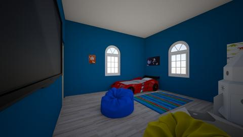toddlers dream delight - Kids room - by roomcreator13