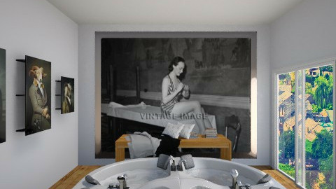 spa room - by gogolina
