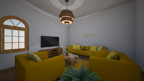 NatalieGarcia 5th pd - Living room  - by nataliegarcia24