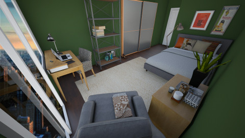 5468321 - Bedroom - by celavia