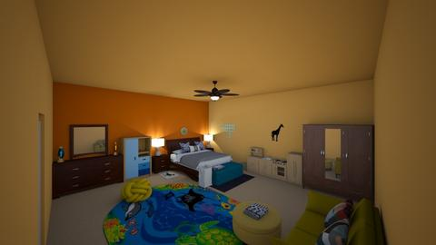GD Leopold - Bedroom  - by Rsvo64