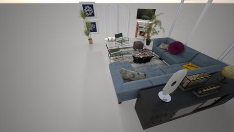 31 Sunray main floor - Living room  - by silres