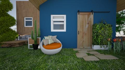 outdoor space - Garden - by i123qwerty