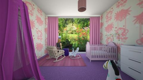 nursery - Kids room - by myssachidz