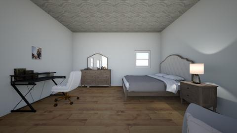 Victorias Bedroom - Modern - Bedroom  - by Victoria Tostemar