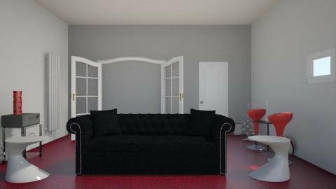 grey room - Retro - by wogie