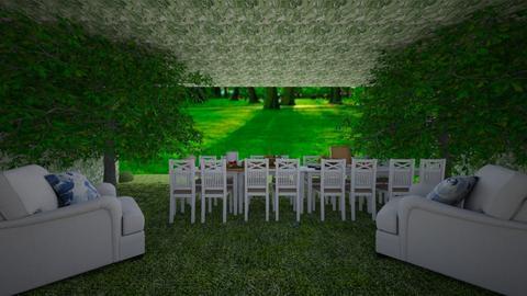 picnic - Modern - Garden  - by Shiloh Richardson