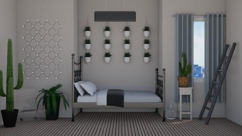Sunny Saturdays - Bedroom  - by Itsjustme1