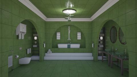 Lia Beldam - Retro - Bathroom  - by deleted_1574768015_Elenn