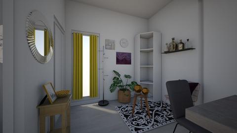 Edith  - Vintage - Living room  - by yesseliana