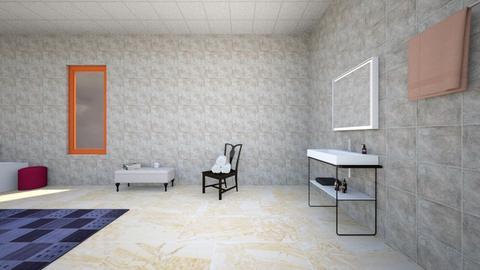 2021 - Eclectic - Bathroom  - by Rodrigo Aguilera Rodriguez