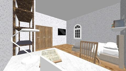 First Room - by winnie_badi
