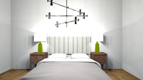 bedroom - Modern - Bedroom  - by smaurya