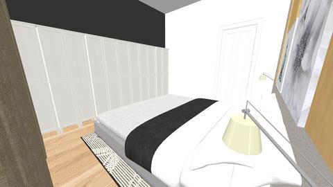 Sypialnia - Bedroom  - by kapakapa