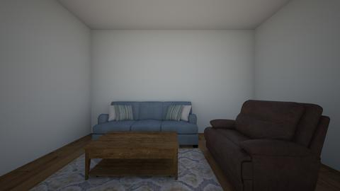 ida - Living room  - by tarareddystyle