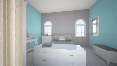 bedroom - Classic - by Julia Mattix