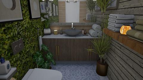 Arty toilet - by NinjaKidd22431