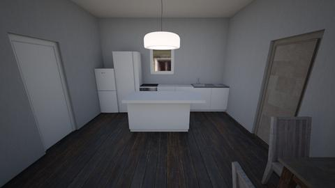 my new house2 - Kitchen  - by lokneszikolbasz
