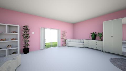 girly - Bedroom - by zuziapawlowska