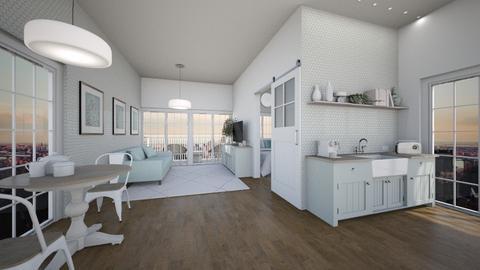apartment - by Carolina_meee