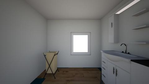Carlos room nuevo - Modern - Bedroom - by Carlos Andres07