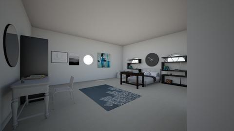 my dream room - Modern - Bedroom - by Lucy Julien