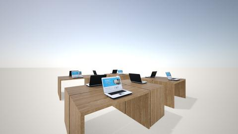 HDesk3 - Office  - by barnzey90