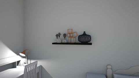 Science Room  - Modern - Bedroom - by mratti3112