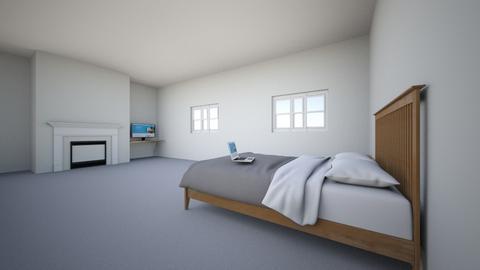 bedrom - Bedroom  - by ZachPalmer